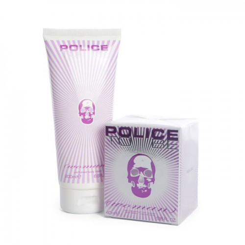 Police To Be Woman Perfume & Lotion Set
