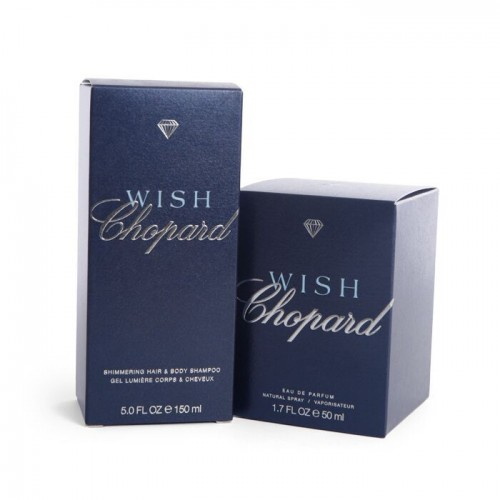 Chopard Wish Perfume & Shampoo Set