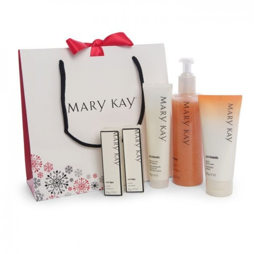 Mary Kay Satin Hands & Satin Lips Pampering Set